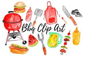 BBQ clip art