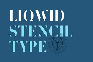 Liqwid Typeface