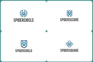 Spider Logo Bundles
