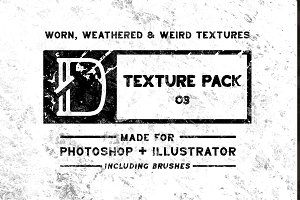 Texture Pack 03 - Brushes