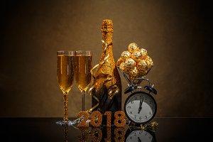 2018 New Years Eve celebration
