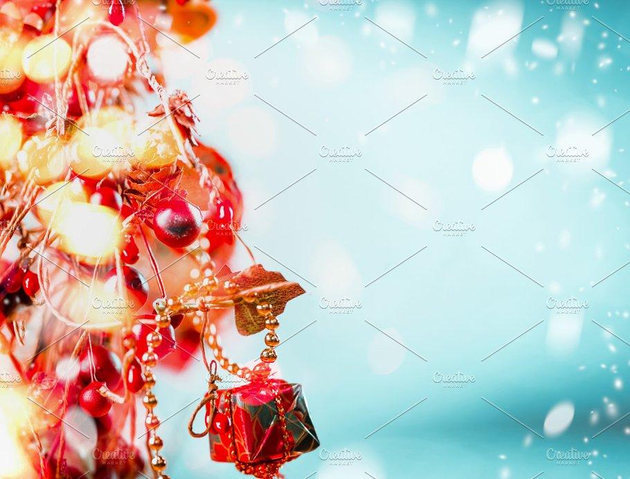 Joy Christmas background ~ Holiday Photos ~ Creative Market