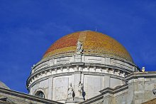 Dome of the Cathedral of Cadiz