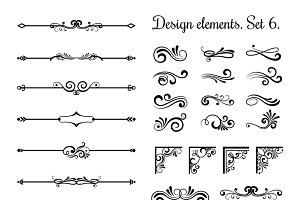 Ornamental borders and corners