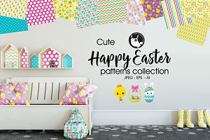 HAPPY EASTER Pattern collection