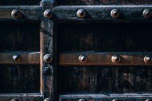 Vintage Rajasthani Door
