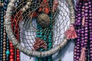 Pretty Indian Dreamcatcher