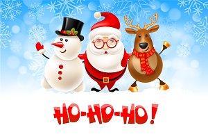 Cheerful Christmas company