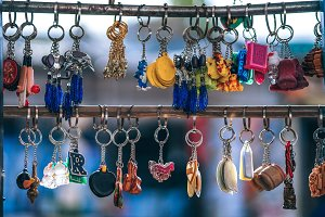 Key Rings For Sale