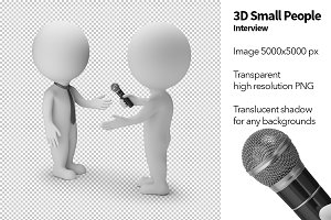 3D Small People - Interview