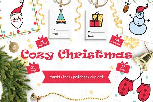 Cozy Christmas - holiday kit