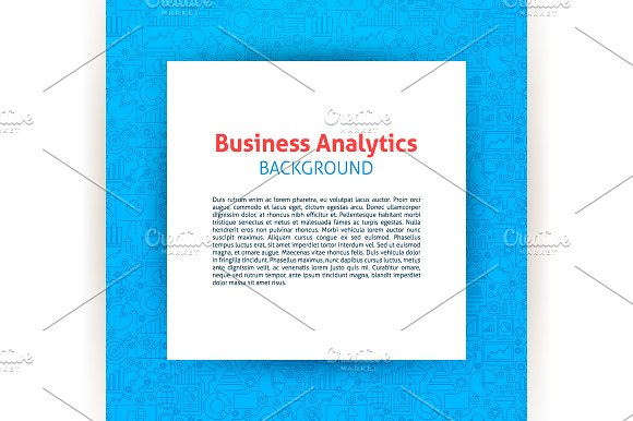 Diagram Analytics Line Tile Patterns in Graphics - product preview 4