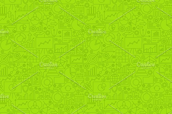 Diagram Analytics Line Tile Patterns in Graphics - product preview 5