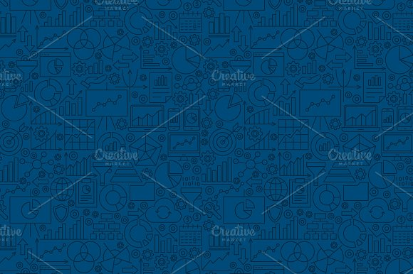 Diagram Analytics Line Tile Patterns in Graphics - product preview 7