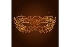 Masquerade Carnival Mask