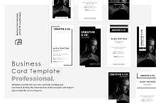 Professional look Business Card Pack by  in Business Cards