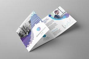 Dots Square Brochure