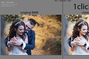 Pro wedding preset