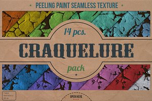Peeling Paint HD Textures Pack