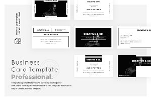 Professional look Business Card Pack