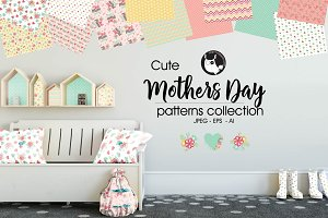 MOTHERS DAY Pattern collection