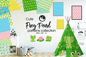 FROG POND Pattern collection