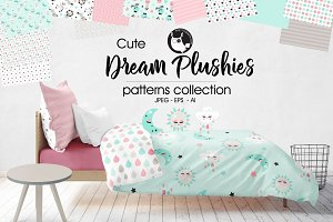 DREAM PLUSHIES Pattern collection
