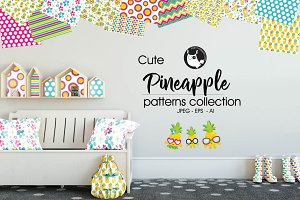 PINEAPPLE Pattern collection
