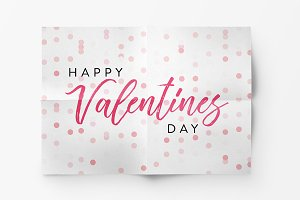 Happy Valentine's Day Background