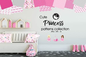 PRINCESS Pattern collection