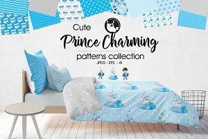 PRINCE CHARMING Pattern collection