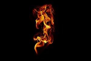 Fire Overlay 005