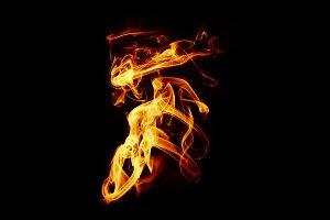 Fire Overlay 001