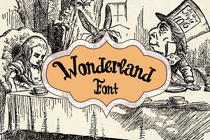 Wonderland script.