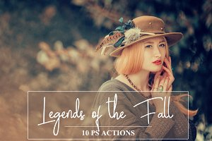 Legends of the Fall - PS Action Set