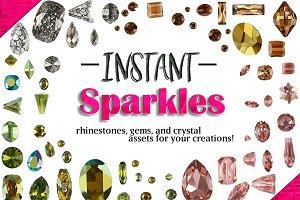 The Crystals + Gems BUNDLE!