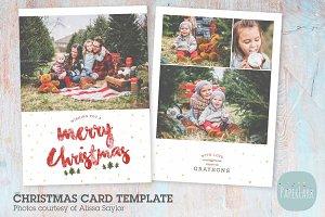 AC096 Christmas Card