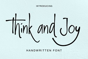 Think and Joy
