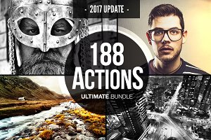 188 PS Actions Ultimate Bundle