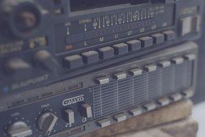 Old car radios 1