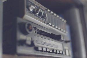 Old car radios 3