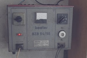 Old rectifier