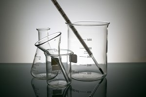 equipment for chemical laboratory