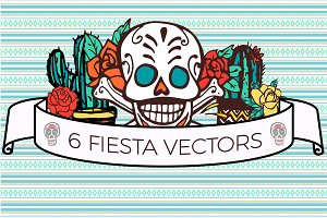 Fiesta Vector Pack