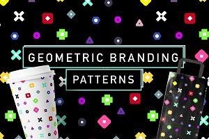 Geometric Branding Patterns