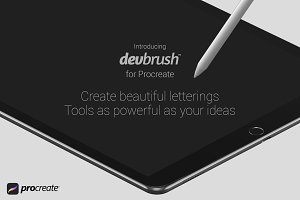 DevBrush™ for Procreate