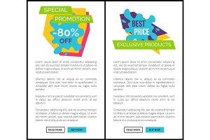 Special Promotion -80% Off, Best Price Web Posters