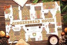 Gingerbread House Creator