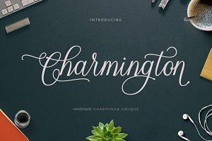 Charmington Script (off 20%)