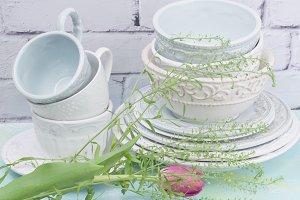 tableware plates